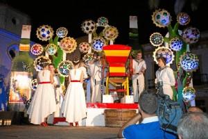 La Feria de la Vendimia de La Palma es una de las más antiguas de Andalucía.
