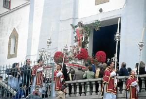 Las Fiestas de San Sebastián de Huelva se celebran en el mes de enero.