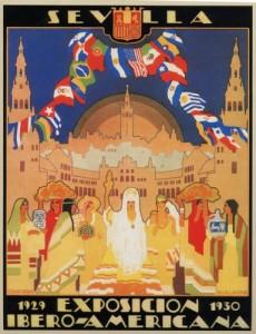 Cartel de la Exposición. / Foto: pinterest.