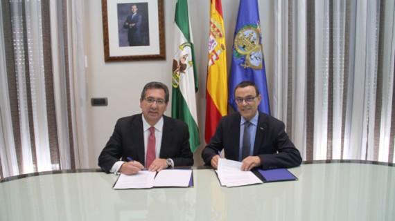 Diputación y Cajasol renuevan su colaboración para promover actuaciones socioculturales en la provincia