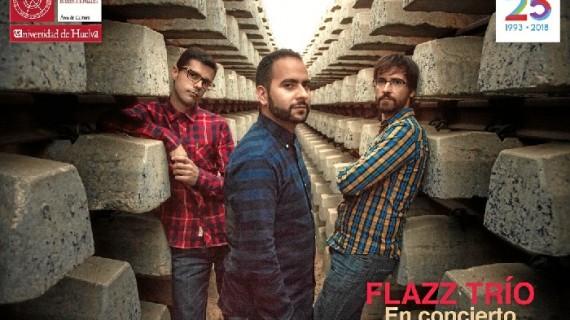 El grupo onubense Flazz Trío actuará en la MicroSala de la UHU