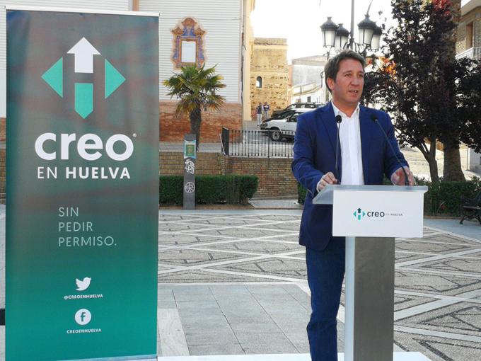 Nace 'Creo en Huelva', nuevo partido político de la capital