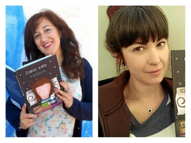 Los textos de Fátima Javier y las ilustraciones de Desirée Acevedo rompen tópicos en el cuento 'Cuando sueña Helena'