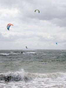 Isla Canela ha sido la primera parada de este tour, que continuará en Oliva (Valencia) y en Tarifa (Cádiz).