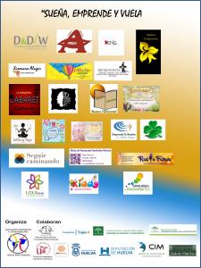 Numerosas entidades colaboran en la organización de esta iniciativa.