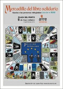 mercadillo mayo 2018  cartel