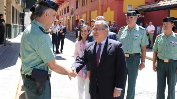 Presentan en Huelva la nueva versión de la app de la Policía y la Guardia Civil Alertcops 4.0