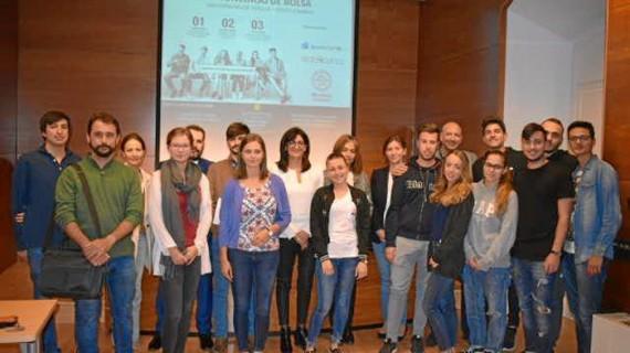 La Universidad de Huelva y Renta 4 entregan los premios de la X Edición del Juego de Bolsa