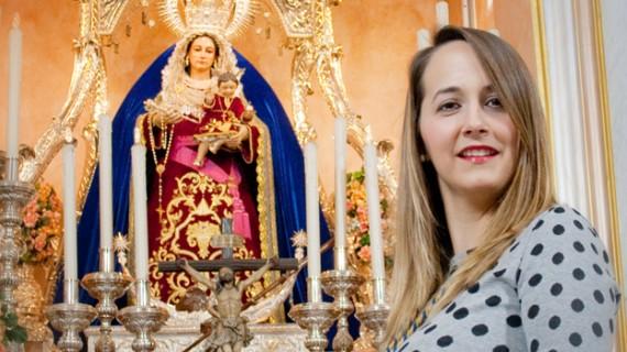 María del Carmen Muriel pregonará a la Virgen de los Remedios de Aljaraque