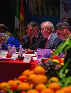 La Comunidad de Regantes Palos de la Frontera cierra su etapa como entidad organizadora del Congreso Nacional