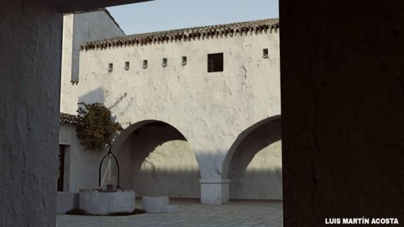 Luis Martín Acosta realiza una reconstrucción digital del prácticamente desaparecido convento bollullero de Morañina