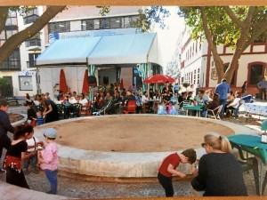 Plaza Niña.