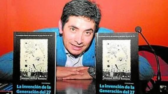 El escritor y periodista Manuel Bernal indaga en nuevas facetas de Juan Ramón Jiménez