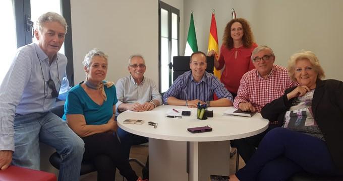 Hinojos cuenta con nueva Junta de Gobierno del Hogar del Pensionista