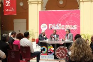 Conferencia de Emilio Ontiveros en la UHU.
