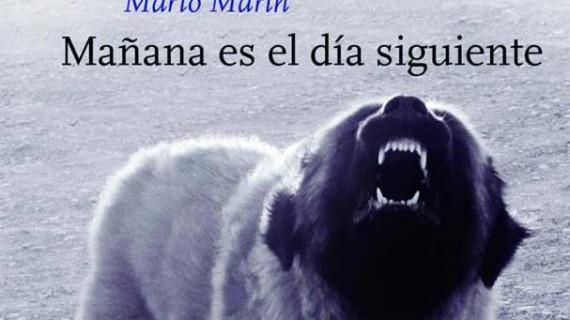 El escritor onubense Mario Marín presenta su segunda novela 'Mañana es el día siguiente'