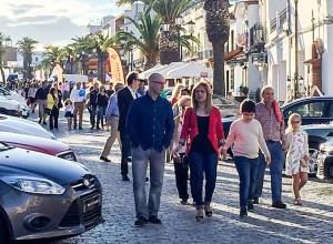 III Feria del Automóvil y Maquinaria Agrícola en el Condado de Huelva.