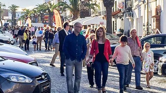 La III Feria del Automóvil del Condado de Huelva genera un impacto económico de 800.000 euros