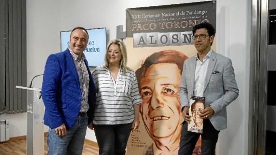 Nueva etapa del Certamen Nacional de Fandangos de Alosno en el 20 aniversario de la muerte de Paco Toronjo
