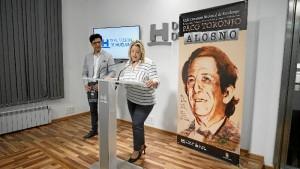 Otro momento de la rueda de prensa. / Foto: Jesús Bellerín.