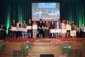 La Universidad ha entregado diversos reconocimientos en su 25 aniversario.