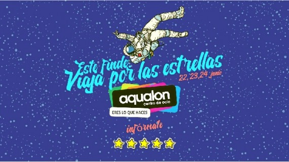 Viaja por las estrellas este fin de semana en Huelva