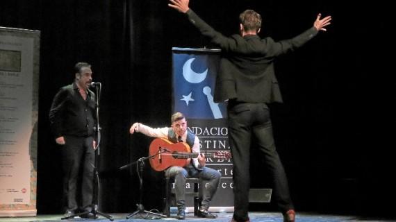 El guitarrista onubense Martín Fayos gana el Concurso Talento Flamenco de Guitarra 2018