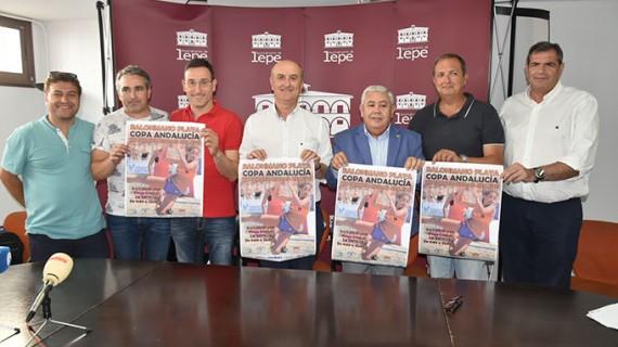Un total de 64 equipos participarán en la Copa Andalucía de Balonmano Playa en La Antilla