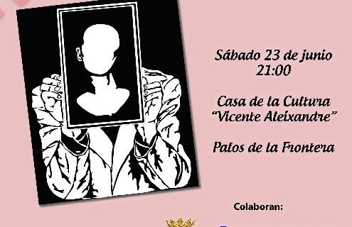 Palos de la Frontera acogerá 'Mi mujer es el fontanero', obra benéfica a favor de los cardíacos onubenses