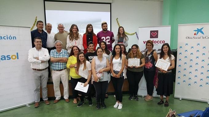 La Fundación Valdocco clausura un nuevo curso del programa 'Jabato 15' contra el absentismo escolar
