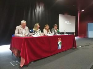 Inauguración de las XII Asamblea Autonómica de SATSE en Andalucía.