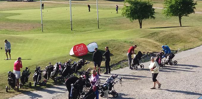 Huelva refuerza la promoción del golf en el mercado danés con el patrocinio de dos torneos