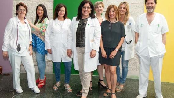 El Hospital Juan Ramón Jiménez celebra la I Jornada provincial de atención al paciente con ELA