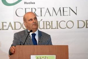 Ramón Fernández Beviá, director de Huelva Buenas Noticias.