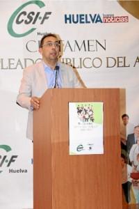 Francisco Javier Gil Salguero fue el más votado y, por tanto, ganador en la categoría de Justicia.