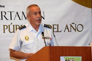 Palabras de Florentino Marín, Comisario Jefe de la Policía Nacional de Huelva.