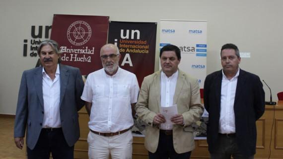 La sede de La Rábida de la UNIA acoge el IV Seminario sobre Geología y exploración de metales preciosos