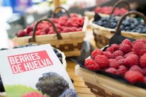 Berries de Huelva.