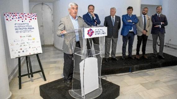 Huelva consigue el mejor dato de Andalucía en la exportación de frutos rojos