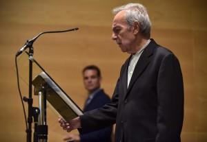 Intervención de José Luis Gómez.