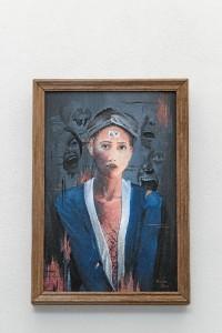 Ganador modalidad Bachillerato - obra de Carmen Maria Parra