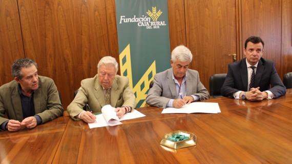 Fundación Caja Rural del Sur renueva su patrocinio con el Congreso Internacional de Frutos Rojos