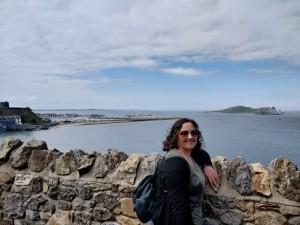 Por ahora la joven asegura que pasará unos meses más en Dublín.