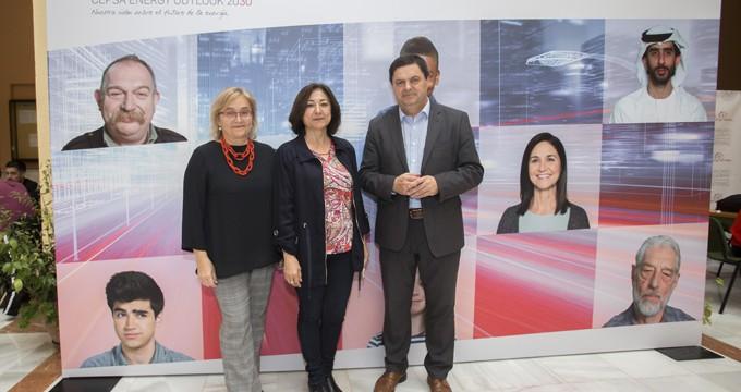 Inés Garbayo, nueva directora de la Cátedra Fundación Cepsa de la Universidad de Huelva