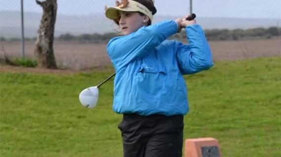 Meritorio tercer puesto para Laura López en la cuarta prueba del Circuito de Golf de Andalucía