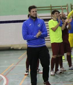 Antonio Maneiro regresa al CD Onuba de fútbol sala, club del que fue fundador.