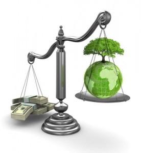 Medio ambiente y riqueza