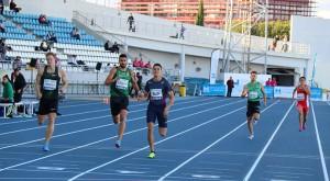 Lucas Búa fue el vencedor en los 400. / Foto: Laura Cebrino.