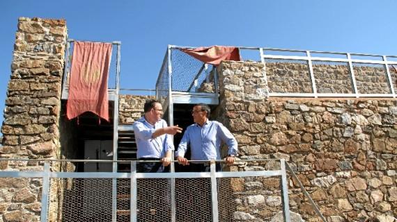 Sale a licitación las obras de restauración del Castillo de Aracena