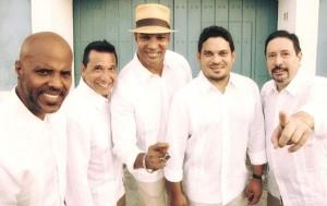 Los artistas de Son Cubano.